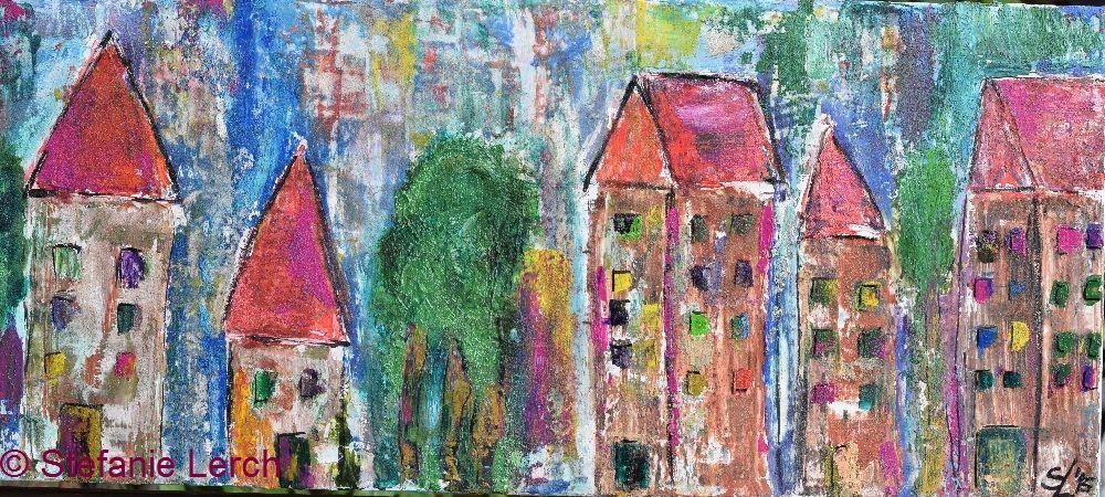 die Häuser